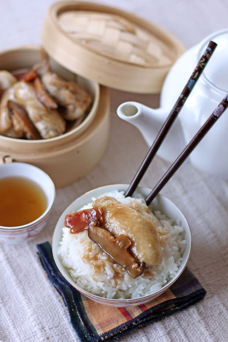 This Steamed Chicken and Chinese Sausage is surprisingly easy to prepare all you need to do is mix all the ingredients like chicken, mushrooms and Chinese sausage and steam it.