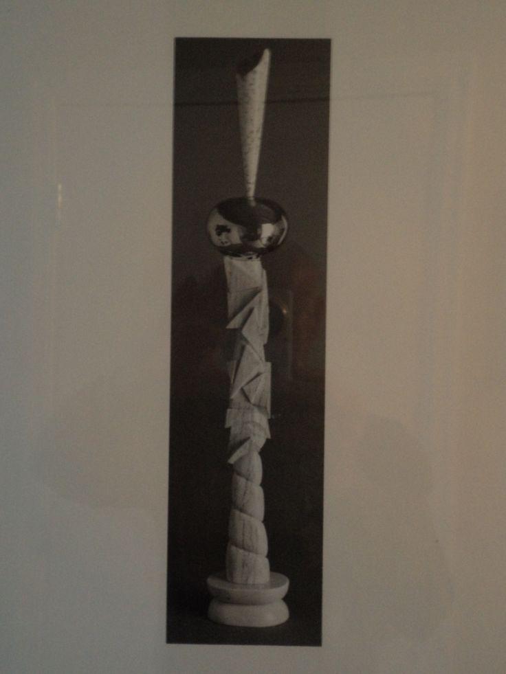 """""""GRACE"""" Portuguese marble-bronze-94""""x22""""x9""""-Vancouver-1987"""