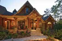 Floor Plans AFLFPW08584 - 1 Story Craftsman Home with 3 Bedrooms, 2 Bathrooms and 3,126 total Square Feet