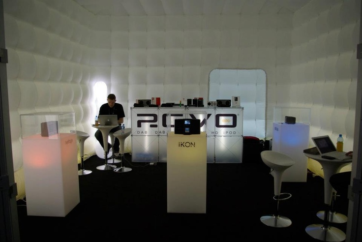 #EXHIBITION #INFLATABLE #CUBE #STAND #INTERIOR  #Inflatable #Temporary #Structure #Events http://www.brandinteractivation.com/