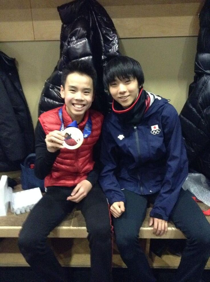 """Nam NguyenさんはTwitterを使っています: """"Can't believe I am competing against the Olympic Champion!! http://t.co/jA5IvS6WC9"""""""