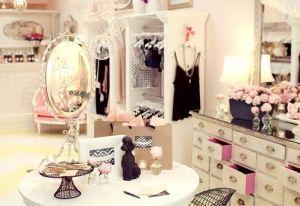 Luscious bedroom dressing room walk-in wardrobe decor ideas.jpg