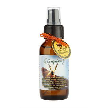 Natural Mosquito Repellent Oil Evergetikon