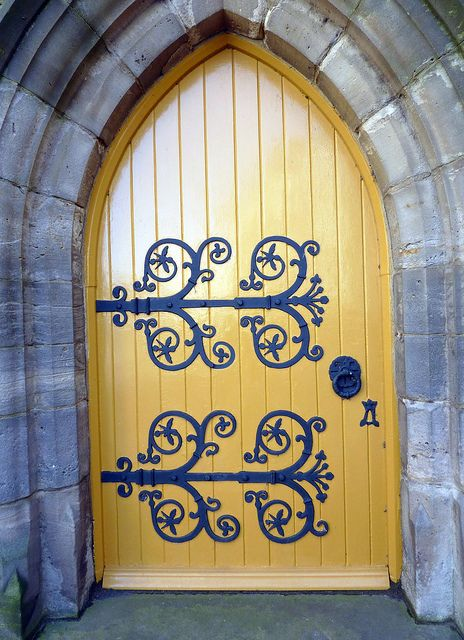 Enchanting Wrought Iron Gate Wall Decor Picture Collection - Wall ...