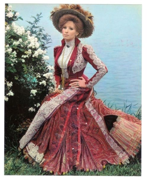 Barbra Streisand as Dolly Levi in Hello Dolly! (1969)