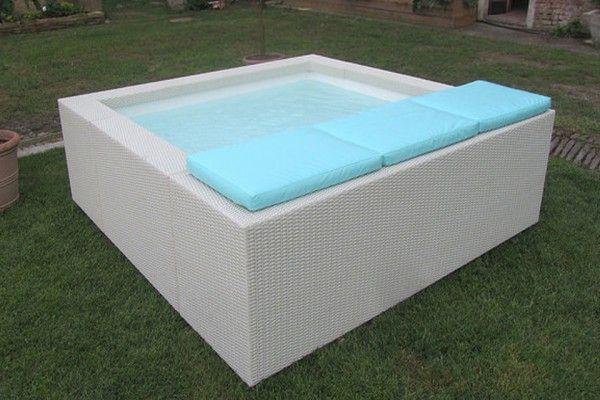 Mini Piscine Dolce Vita PLAYA Dolce Vita PLAYA Piscine Laghetto - location villa piscine couverte chauffee