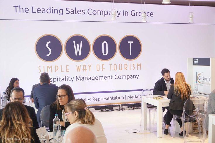 SWOT's BTPF Deemed 'Major Tourism Event' in Greece