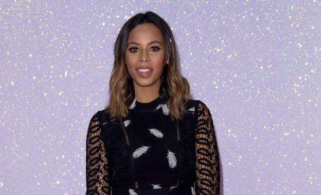 Rochelle Humes thinks diets are awful