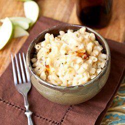 (1) Fancy - Hard Cider Mac & Cheese | foodgawker