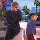 8-Yr-Old Serenades Ellen With Ed Sheeran Song, But When He Turns Around His Reaction Is Priceless. - Anyone who watches the Ellen DeGeneres Show regularly is already familiar with Kai, Ellen's favorite singer. When Kai was 5 … #life #happy #inspiration #today