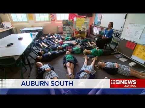 Mindfulness Meditation in Australian schools.