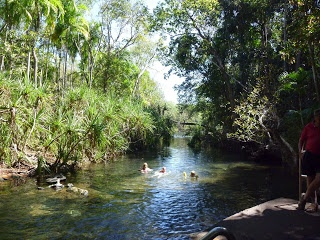 Berry Springs, Darwin
