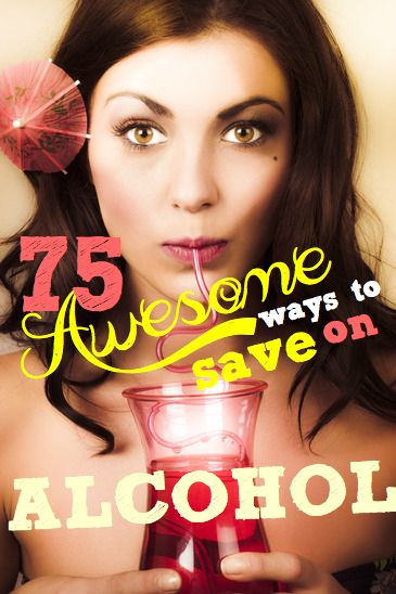 The alcohol and party season is fast approaching. Prepare for the silly season with 75 hot tips for saving money and tips for the party-goer and host.