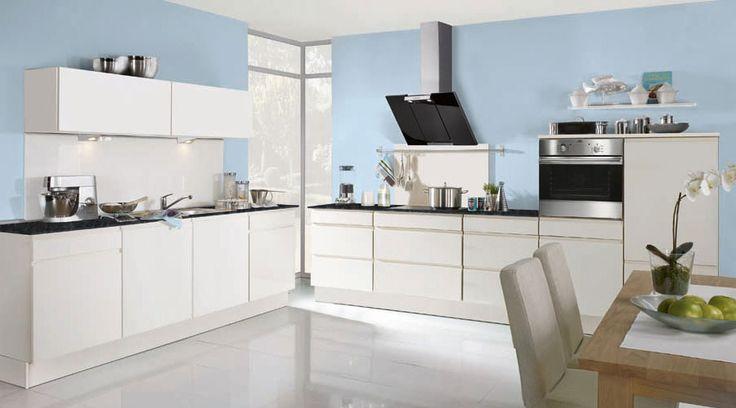 29 best images about moderne k chen on pinterest home. Black Bedroom Furniture Sets. Home Design Ideas