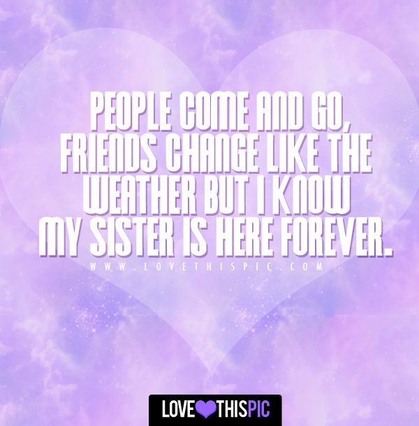 17 Best Images About I Love My Sister On Pinterest
