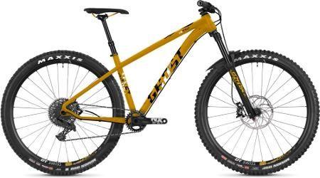 GHOST Asket 4.9 AL 29 Bike Spectra Yellow M