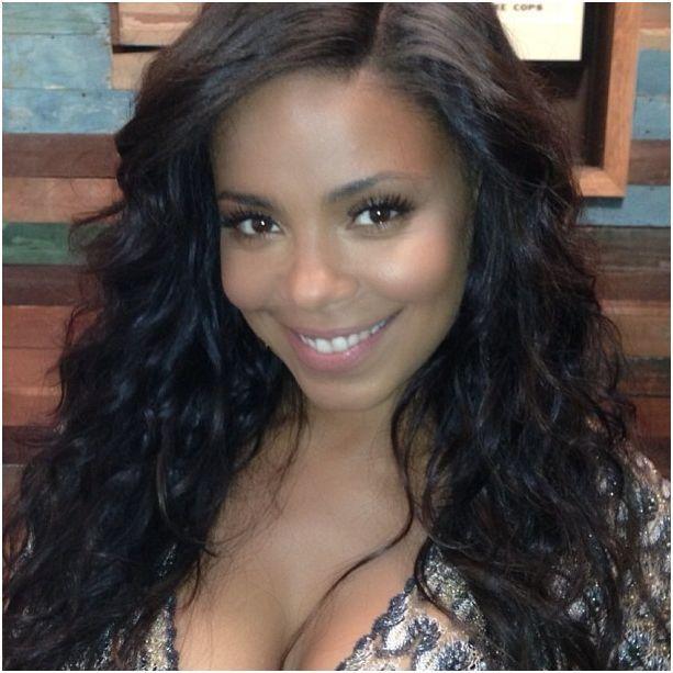 sanaa lathan instagram Sanaa Lathan Nia Long Essence - Curly Black Hairstyles