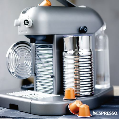 Nespresso Gran Maestria Platinum  The ultimate in luxury and convenience wit # Nespresso Gran Maestria