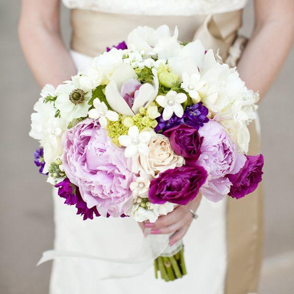 303 best Spring wedding bouquets images on Pinterest   Wedding ...