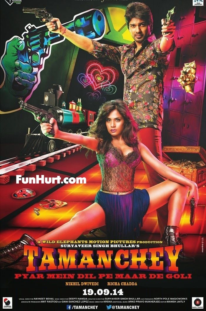 Tamanchey Movie First Look, Poster, Trailer and Details