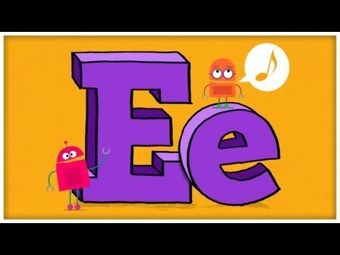 ABC Song: The Letter E