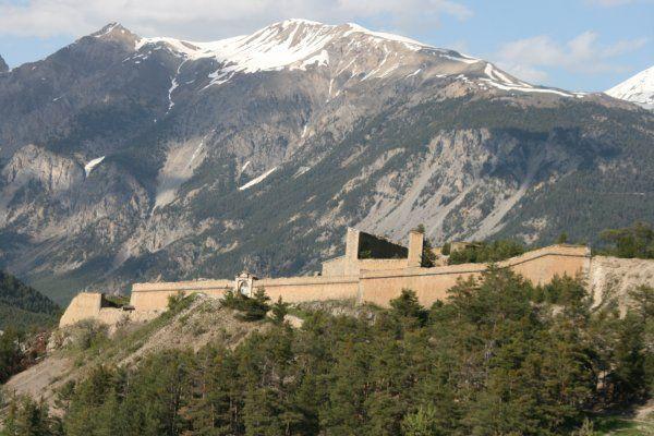Fort Dauphin à Briançon © L Galloppe