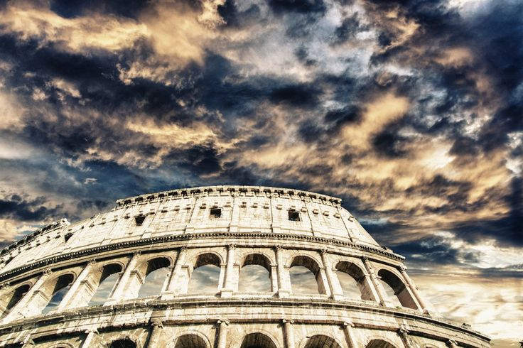 Rome - a city of culture, good food and tantalizing sights.  #rome #italy #travel #europe #historicalsights #architecture