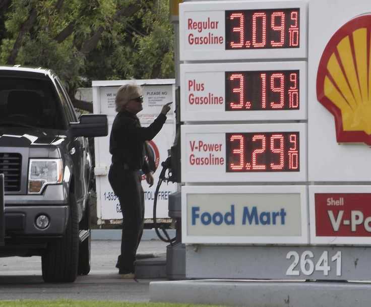 Rising cost of crude oil pushes gas prices above $3 - An increase in oil prices and the upcoming implementation of California's proprietary summer blend has pushed gas above $3 a gallon across much of Southern California.In Orange County on Monday, a gallon of regular gas cost an average $3