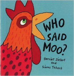 23 best infant books images on pinterest board book baby books this colorful board book follows rooster who asks a series of other farmyard animals fandeluxe Choice Image