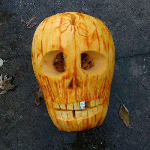 Creative Pumpkin Carving Halloween Pinterest