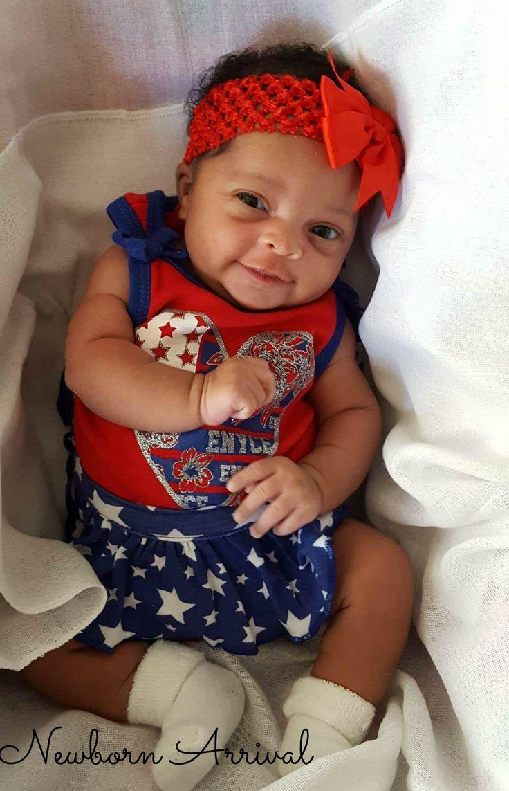 Shaliyah Marie Edwards juin 2016 Parents: Desiree Mays et Shaquan Edwards   – Black Love