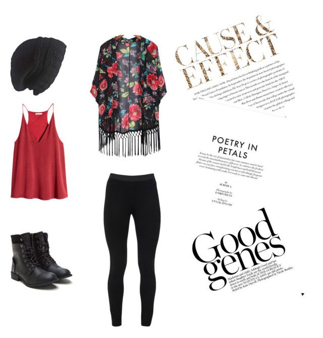 """""""Untitled #9"""" by mw040 on Polyvore featuring Laundromat, H&M, Peace of Cloth and Envi"""