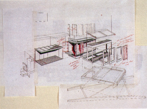 250 best jones partners architecture j p a drawings for Guest house models