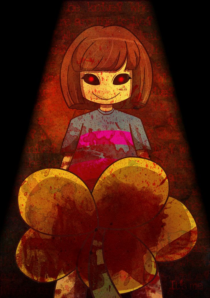 Undertale: My very best friend by hamichiru.deviantart.com on @DeviantArt