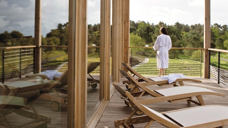 La Gacilly - Yves Rocher Eco Hotel Spa