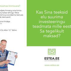 Eesti ehituse asjatundajd, brochure