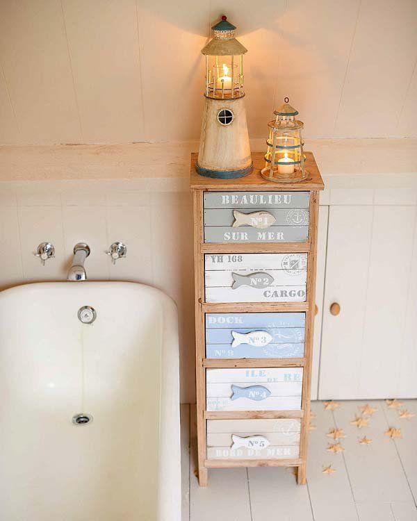 Baño rústico renovado