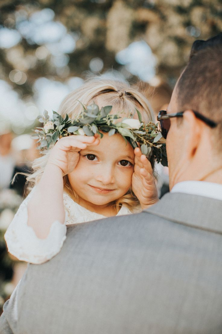 Flower Girl // India Earl Photography                                                                                                                                                      More
