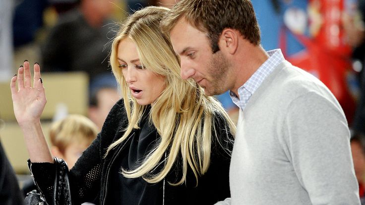 Dustin Johnson and Paulina Gretzky welcome a baby boy on January 19, 2015