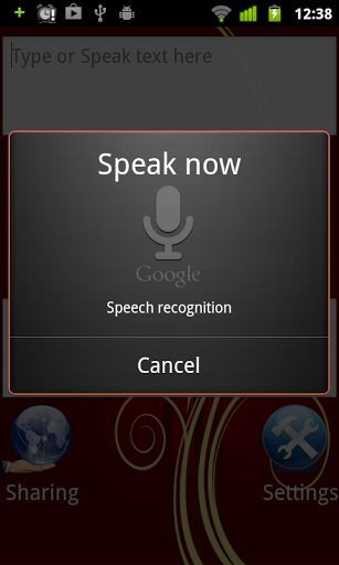 """""""Brand New Theme"""" with improved performance<br>Powerful Translator with communicator Sms, Email (Instant messaging service) Widget Special<br>Powerful social connect together with Language Translator ultimate<p>A ultimate multifunctional & multilanguage app for all who like simplicity, excellent UI,for ease of use. A powerful buddy at your service<p>*40+ language support<br>* Powerful Translator <br>*Text To Speech <br>*Speech to Text<br>*Extremely easy to use<br>*Email & Sms…"""