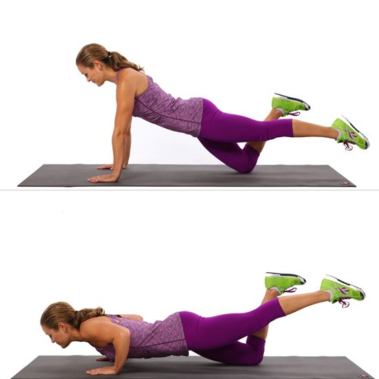 Tone Your Entire Body in 5 Minutes — Anywhere!