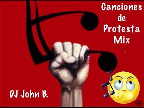 Canciones de Protesta Mix
