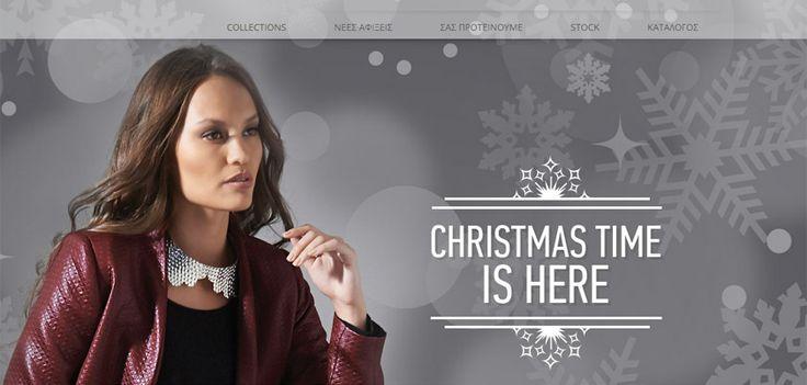 Christmas time is here!! Τα Χριστούγεννα είναι πολύ κοντά και σε ανάλογη διάθεση στολίσαμε το site μας! Δείτε την χειμερινή collection και πάρτε ιδέες για το ντύσιμο σας τις φετινές γιορτές!!  www.vener.gr
