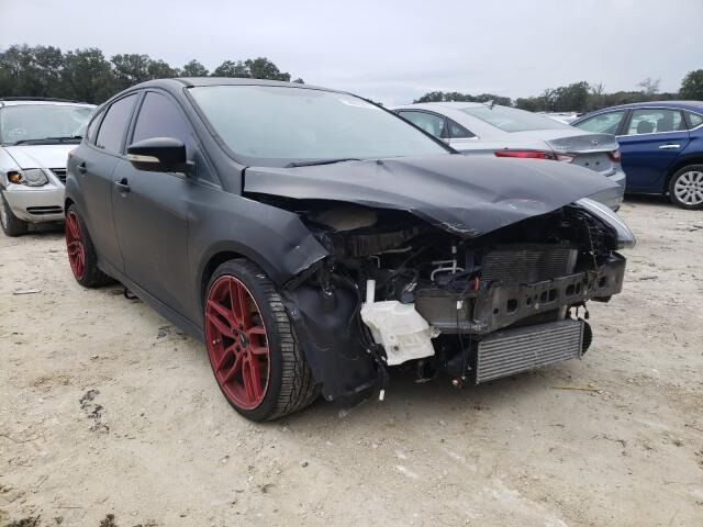 2016 Ford Focus 4950 In 2021 Ford Focus Salvage Cars Ford Focus St