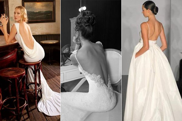 Backless Wedding Gowns: 1000+ Ideas About That Dress On Pinterest