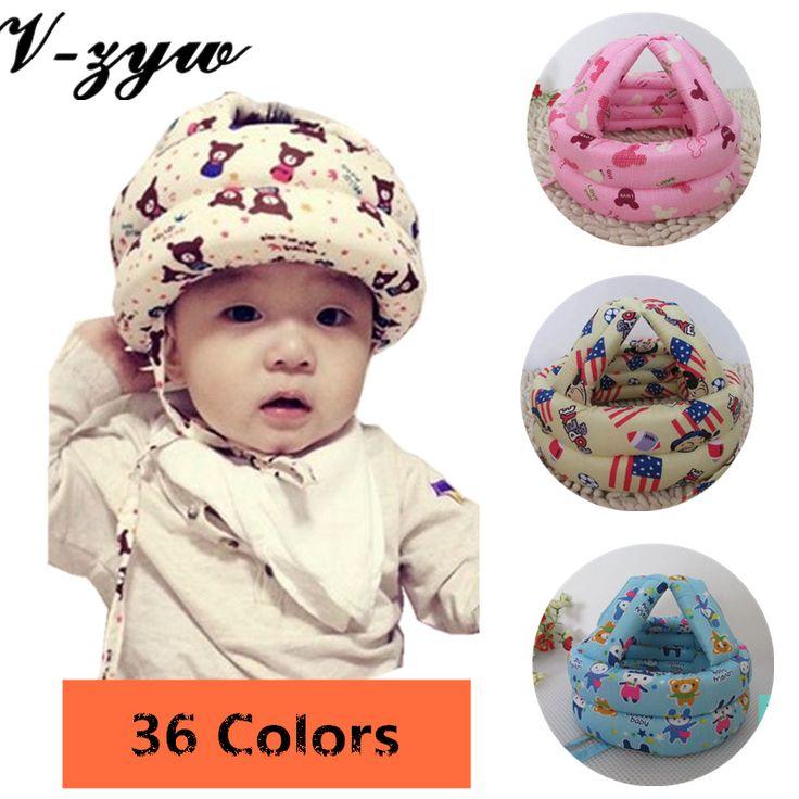 Moda Unisex Testa Cappucci di Protezione Del Bambino Puntelli Per La Fotografia Per Bambini Accessori Per Cappelli Per Bambini Casco di Sicurezza Per I Bambini