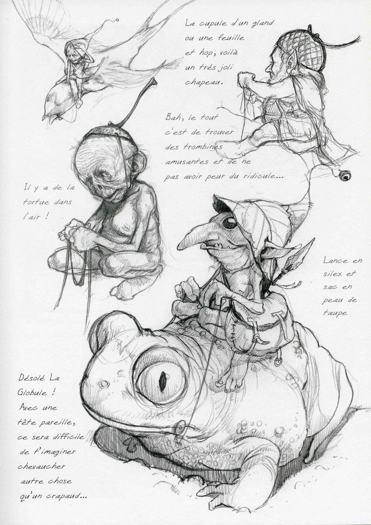 Character Design Notes Spot : Academy of art character and creature design notes an
