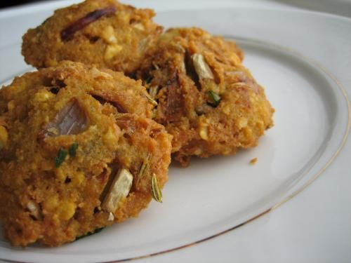 Vazhaipoo Vadai in tamil cooking tips