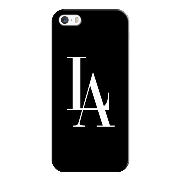 iPhone 6 Plus/6/5/5s/5c Case - LA Los Angeles Black & White Vogue... ($35) ❤ liked on Polyvore featuring accessories, tech accessories, phone cases, phones, electronics, phonecase's, iphone case, black and white iphone case, iphone cover case and apple iphone cases
