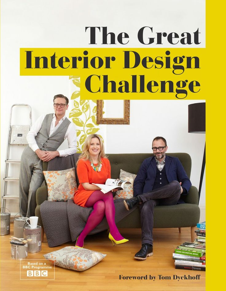 The Great Interior Design Challenge - Join Sophie and Daniel for a  masterclass in interior design